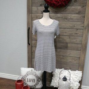 Olivia Rae Striped Easy Dress